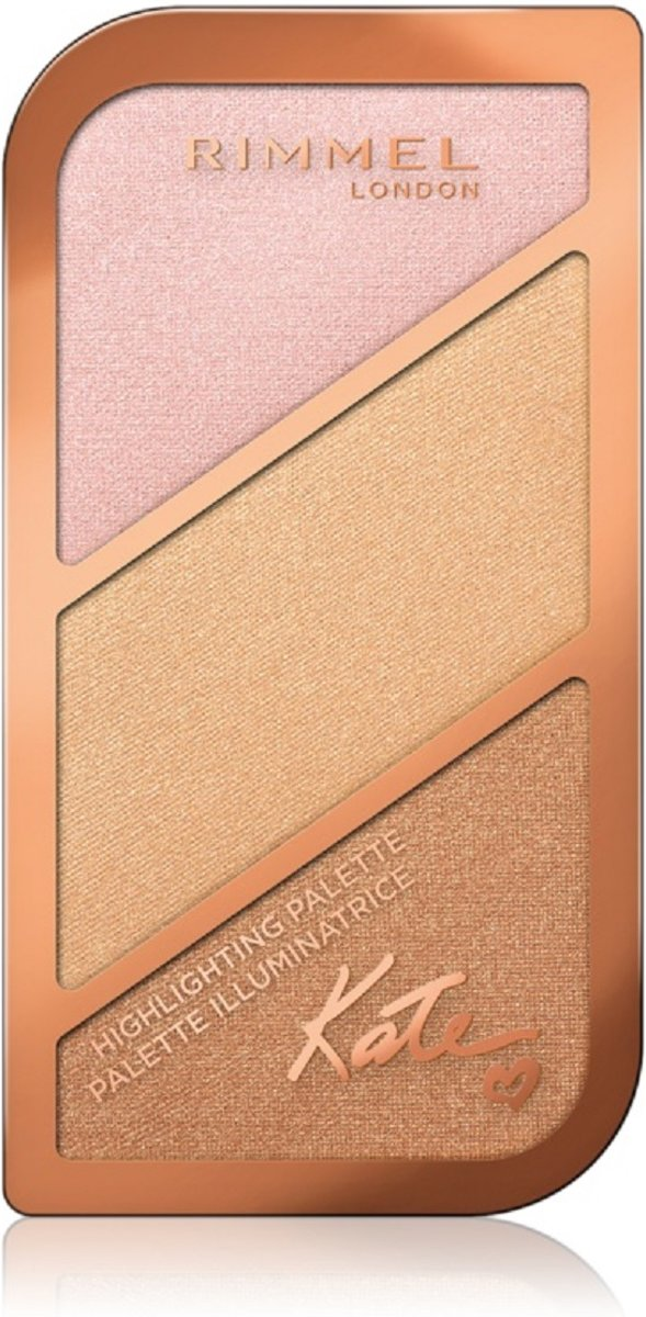 Rimmel Kate Highlight Palette