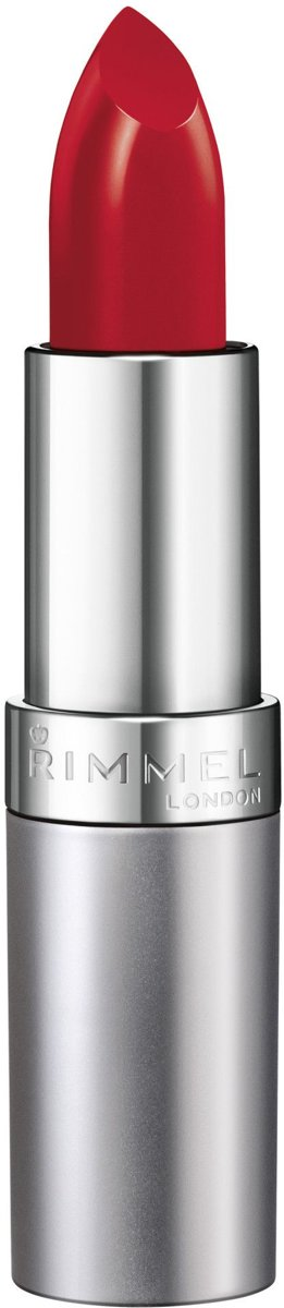 Rimmel Lasting Finish Lipstick By Rita Ora 170 Ritas Red