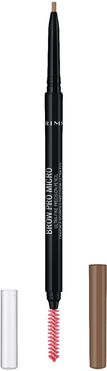 Rimmel London Brow Pro Microdefiner Blonde 001