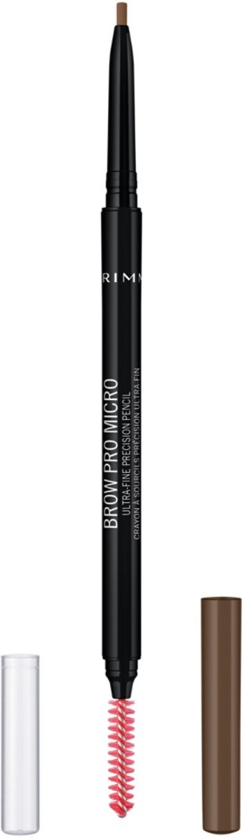 Rimmel London Brow Pro Microdefiner Soft Brown 002