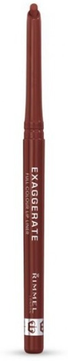 Rimmel London Exaggerate Full Volume Colour Lippotlood - 064 Obsession