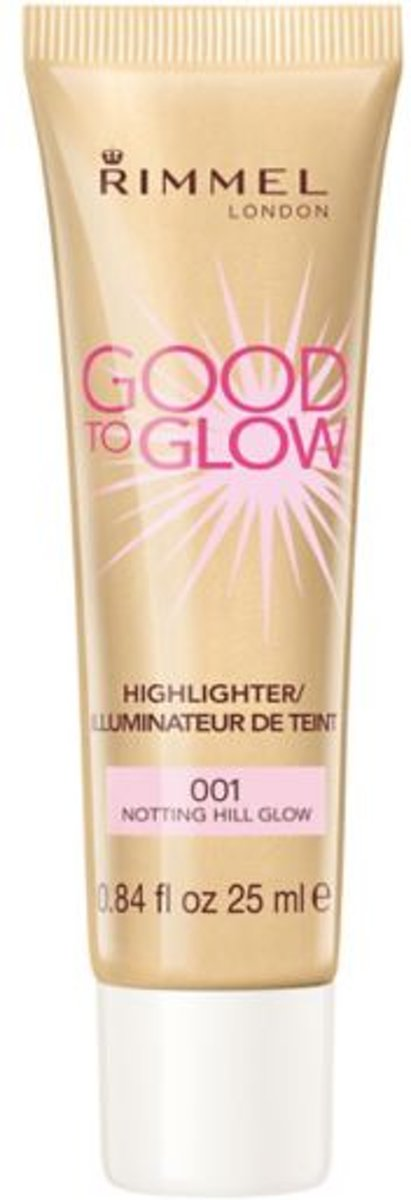 Rimmel London Good To Glow Highlighter - 001 Notting Hill Glow