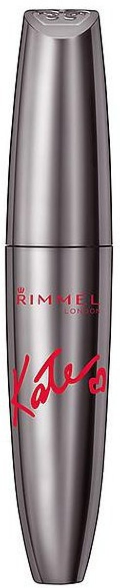 Rimmel London Kate Mascara - 004 Jet Black - Mascara