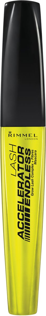 Rimmel London Lash Accelerator Endless Mascara - 001 Black