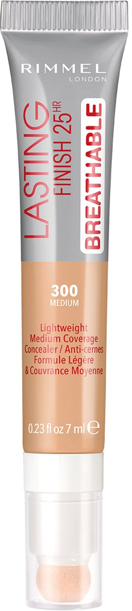 Rimmel London Lasting Finish Breathable Concealer - 300 Sand