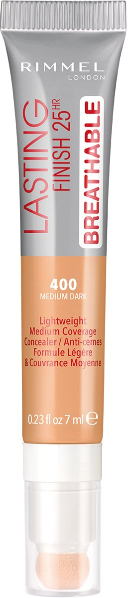 Rimmel London Lasting Finish Breathable Concealer - 400 Natural Beige