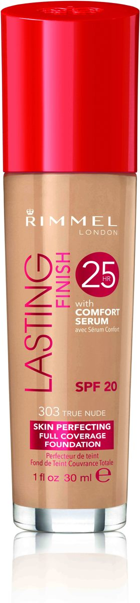 Rimmel London Lasting Finish Foundation - 303 Sand