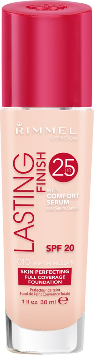 Rimmel London Lasting Finish Foundation Light Porcelain - Beige