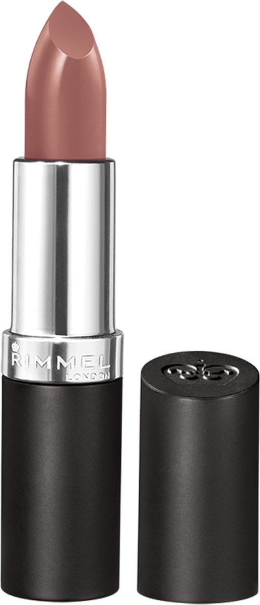Rimmel London Lasting Finish Lipstick Get Dirty - Brown