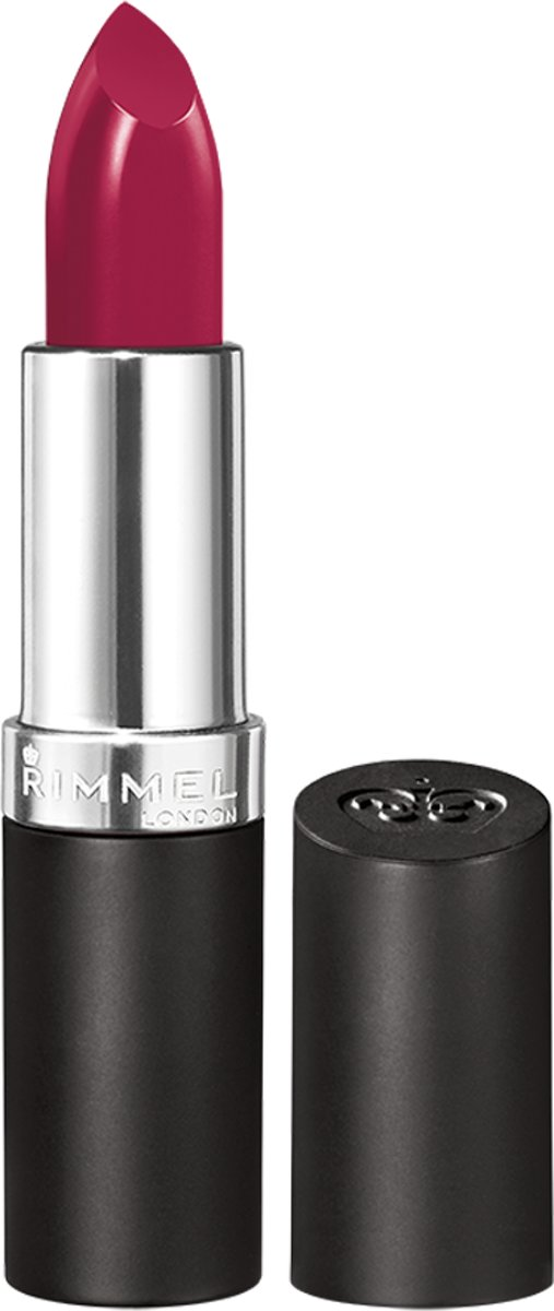 Rimmel London Lasting Finish Lipstick Pinkroots - Red