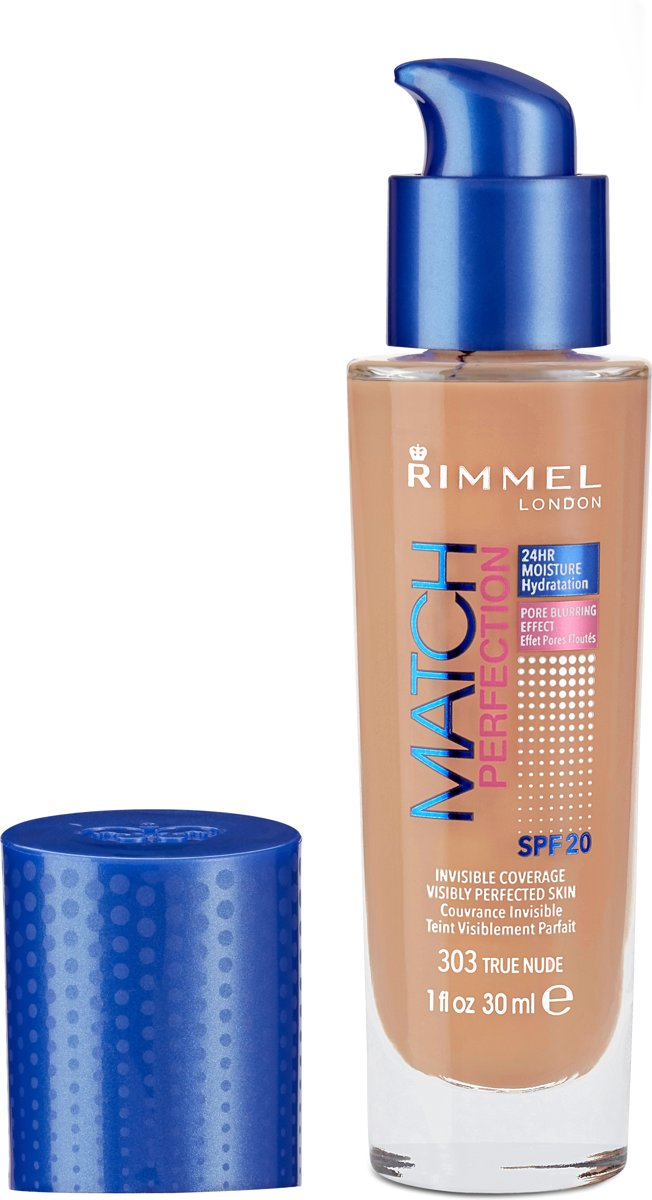 Rimmel London Match Perfection - True Nude - Foundation