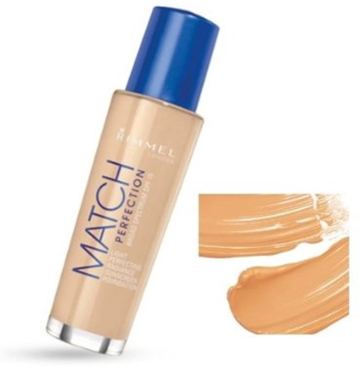 Rimmel London Match Perfection Foundation - 103 True Ivory
