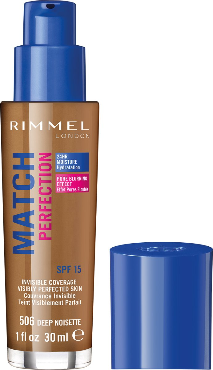 Rimmel London Match Perfection Foundation 506
