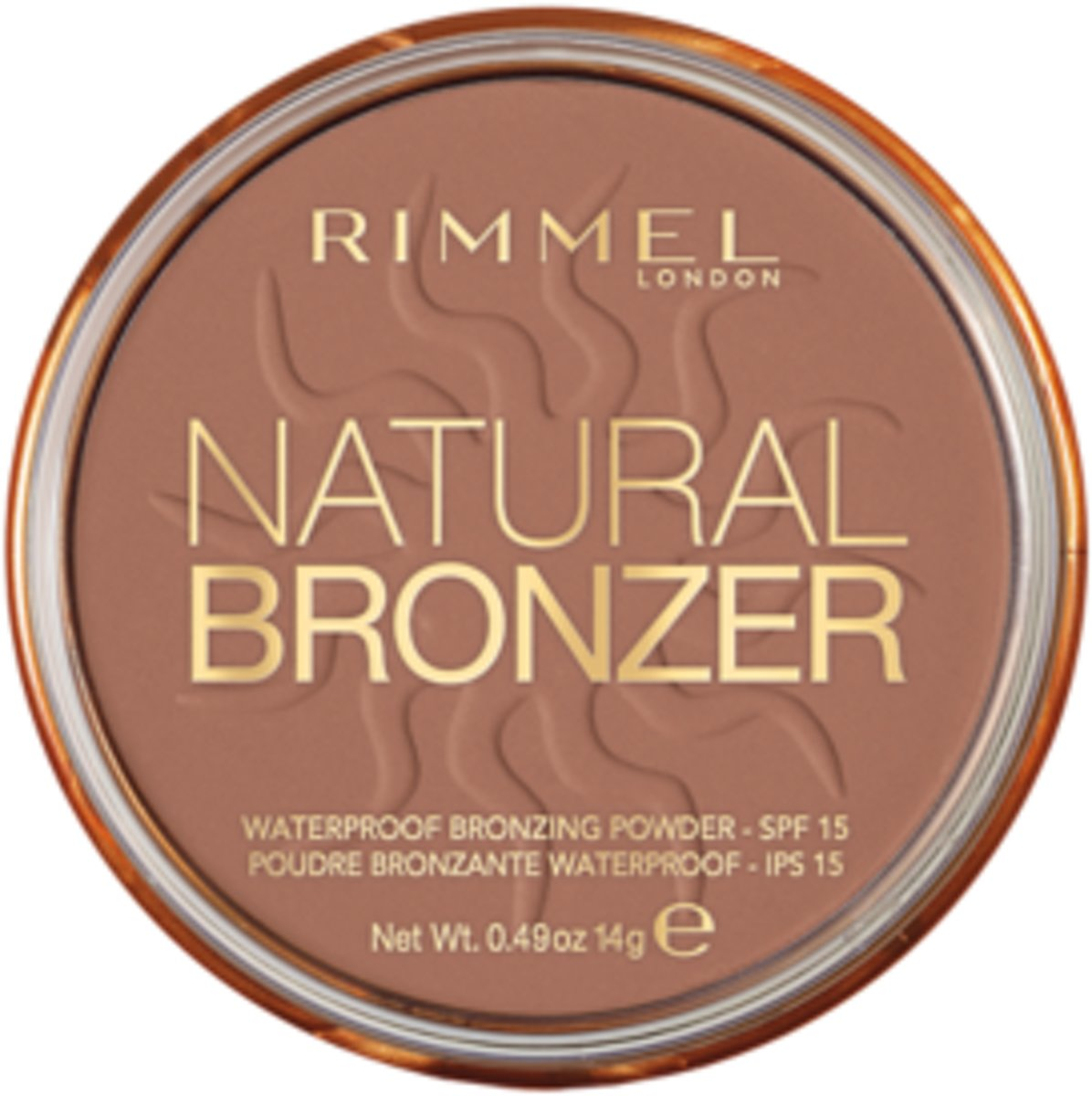 Rimmel London Natural Bronzing - 026 Sun Kissed - Bronzingpoeder