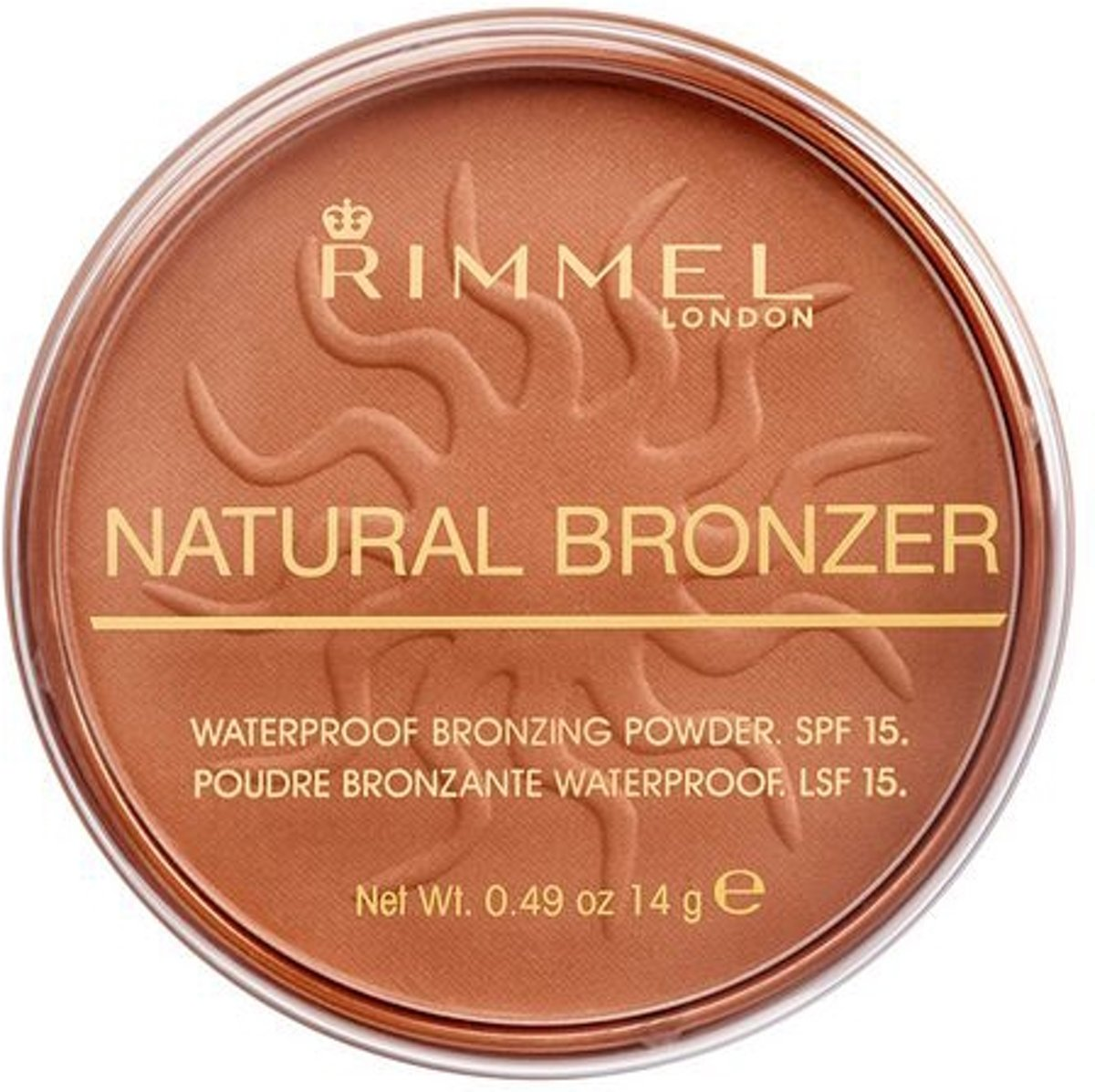 Rimmel London Natural Bronzing - 027 Sun Dance - Bronzingpoeder