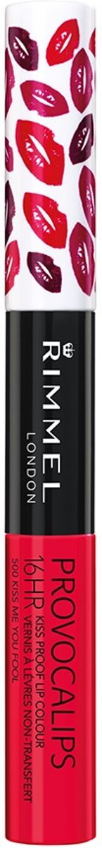 Rimmel London Provocalips Lip Color Lipgloss - Kiss Me You Fool