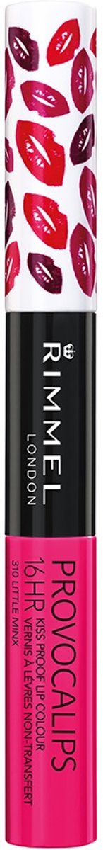 Rimmel London Provocalips Lip Color Lipgloss - Little Minx