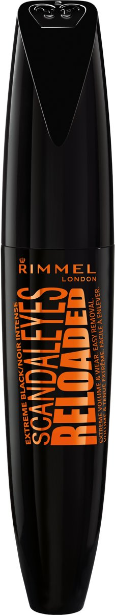 Rimmel London ScandalEyes Reloaded Mascara -  Extreme Black