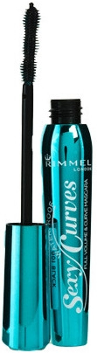 Rimmel London Sexy Curves Waterproof - Zwart - Mascara