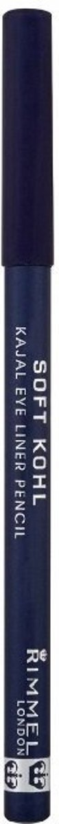 Rimmel London Soft Kohl Kajal Eyeliner - Denim Blue