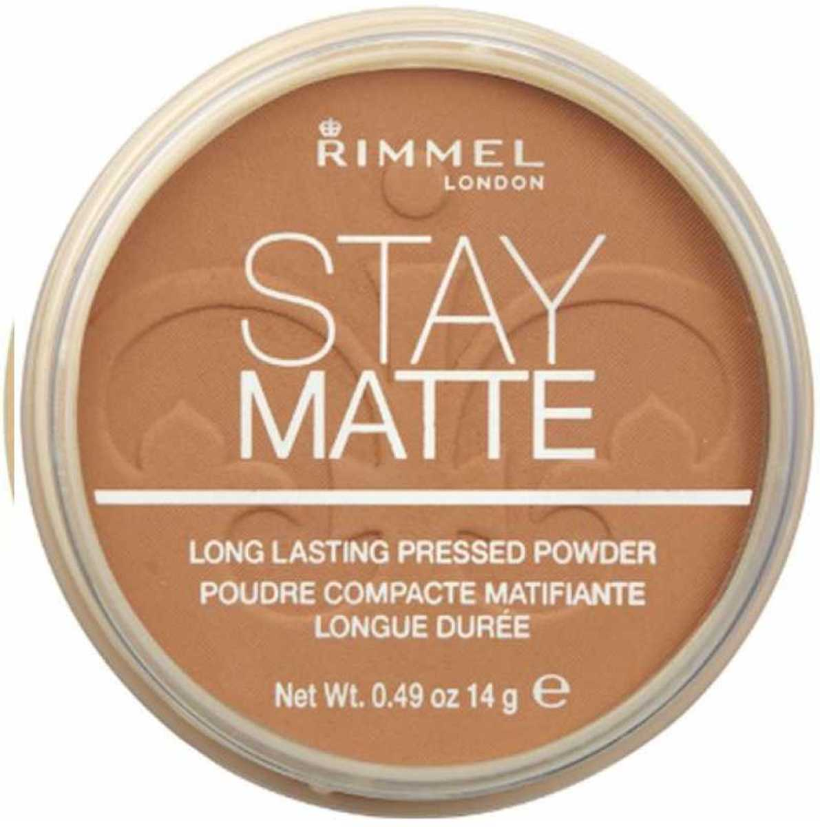 Rimmel London Stay Matte Pressed Powder - 040 Honey