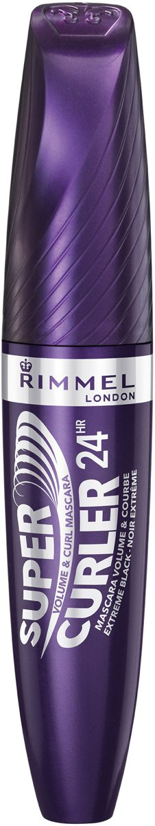 Rimmel London Supercurler Mascara - 002 Extreme Black
