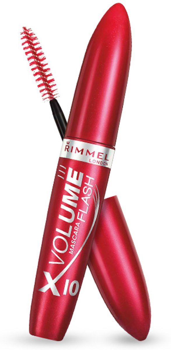 Rimmel London Volume Flash X10 Mascara - 001 Black