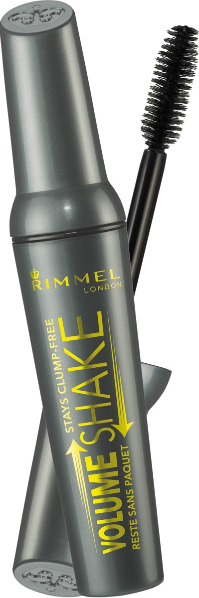 Rimmel London Volume Shake Mascara - Black