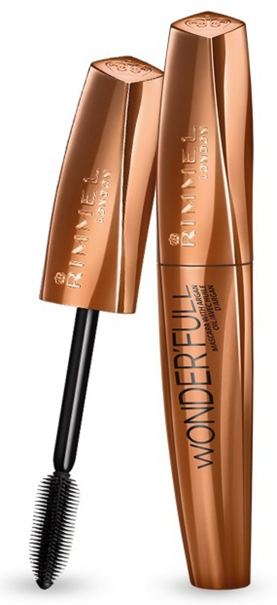 Rimmel London Wonderfull Mascara - 001 Black