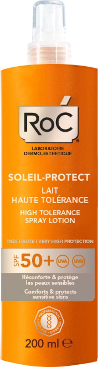 RoC SOLEIL PROTECT High Tolerance Lotion Spray SPF50 – 200 ml