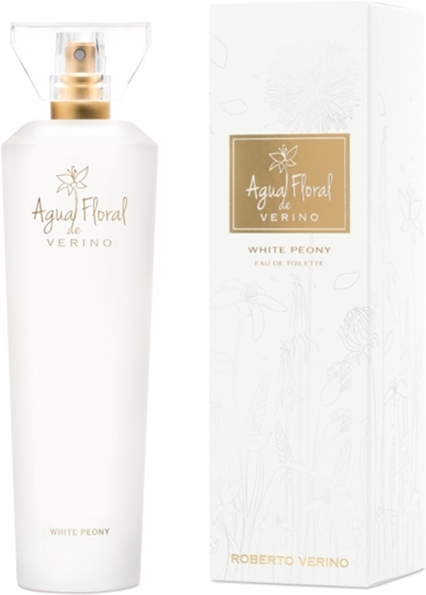 Roberto Verino Agua Florar Eau De Toilette Spray 100ml