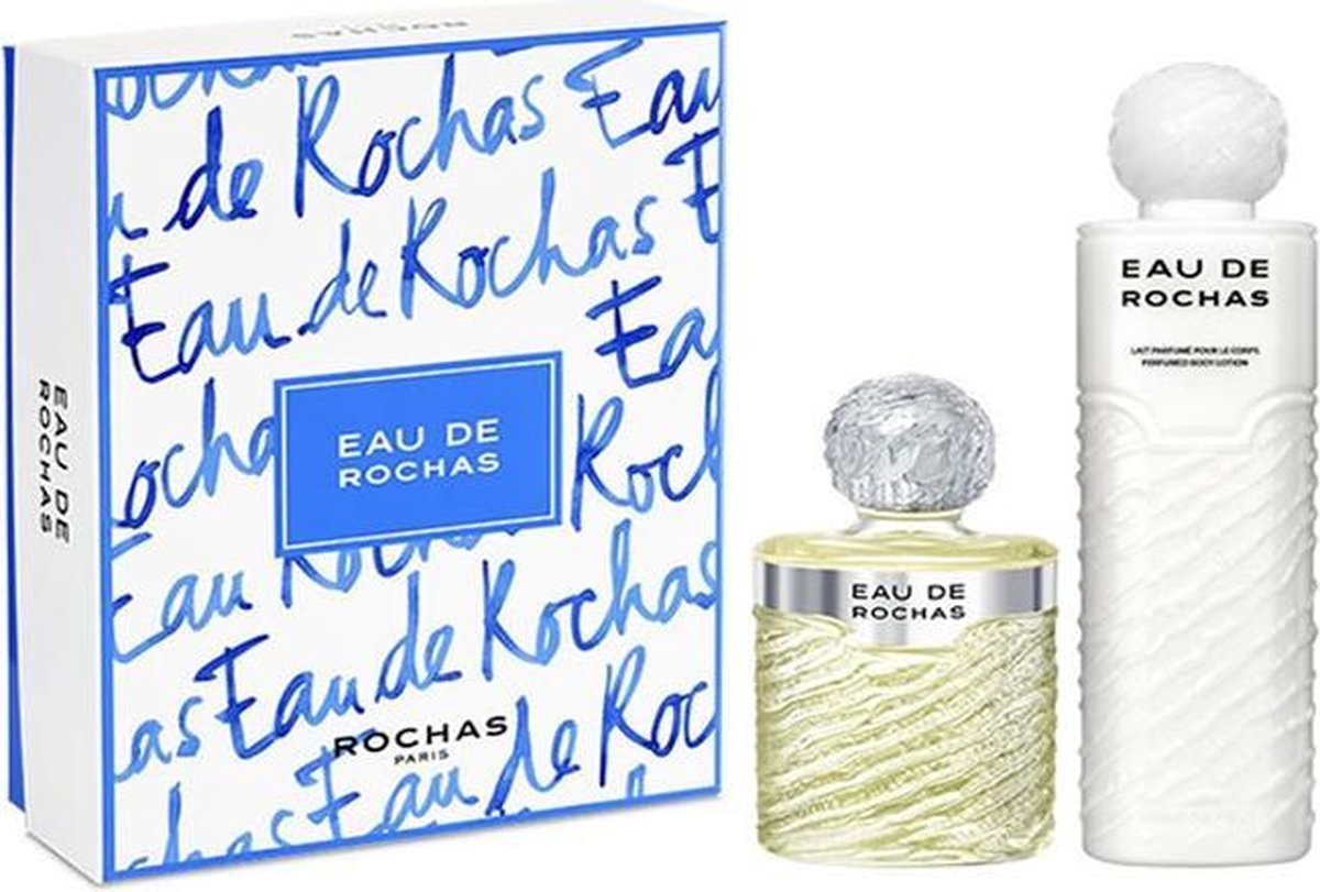Eau De Rochas Eau De Toilette 220ml Set 2 Pieces 2020