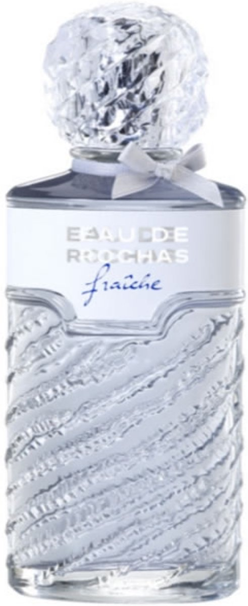 MULTI BUNDEL 2 stuks Rochas Eau Fraiche Eau De Toilette Spray 100ml