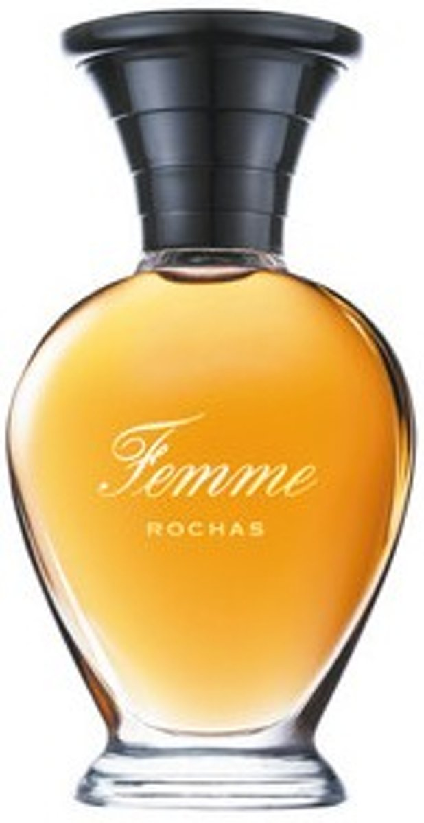 MULTI BUNDEL 2 stuks Rochas Femme Eau De Toilette Spray 100ml