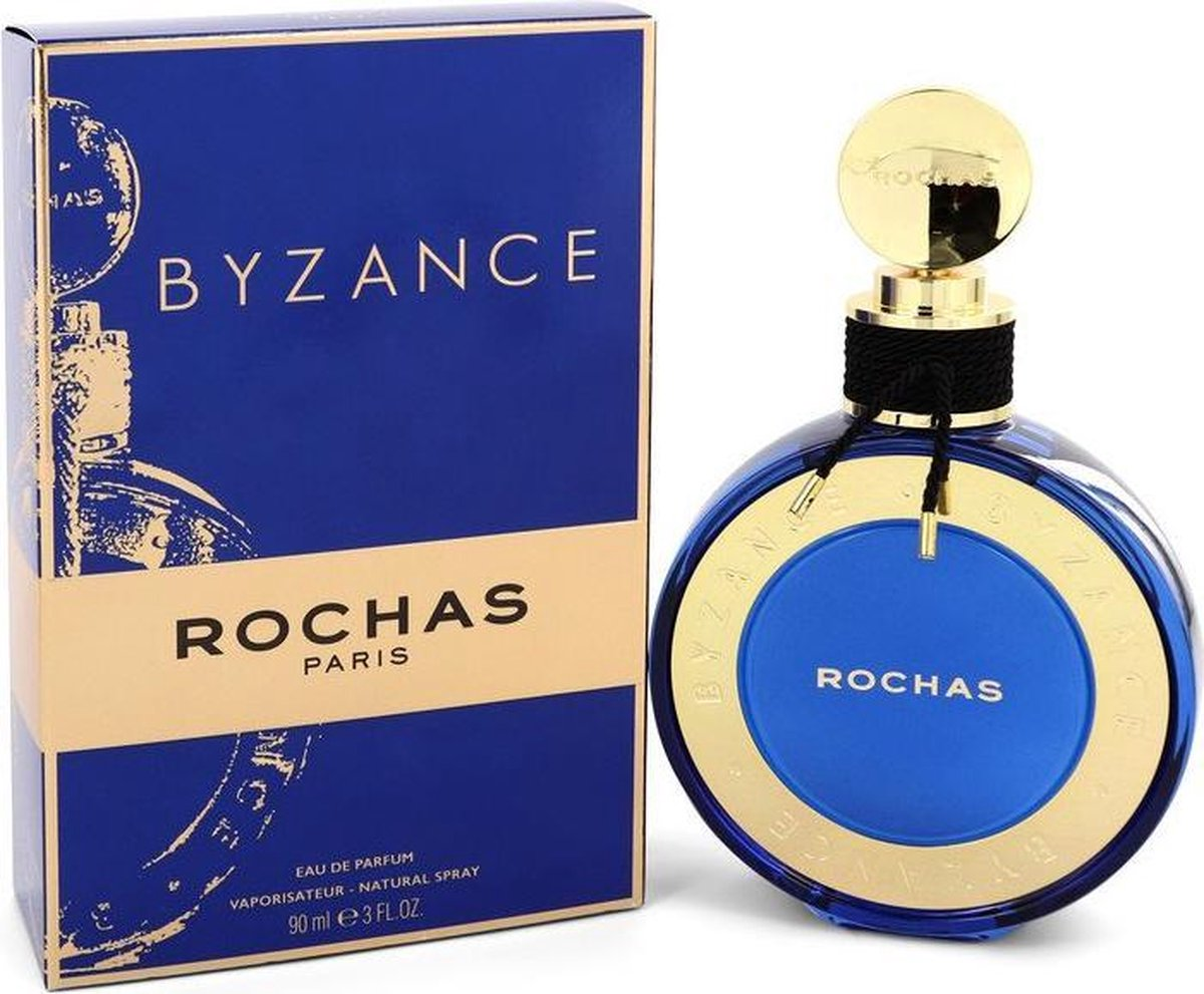Rochas Byzance 2019 Edition Eau De Parfum Spray 90 Ml For Women
