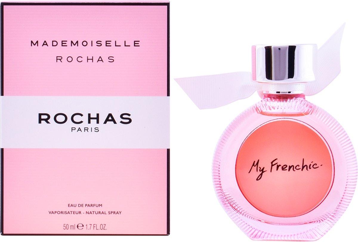 Rochas Mademoiselle Edp Spray 50ml