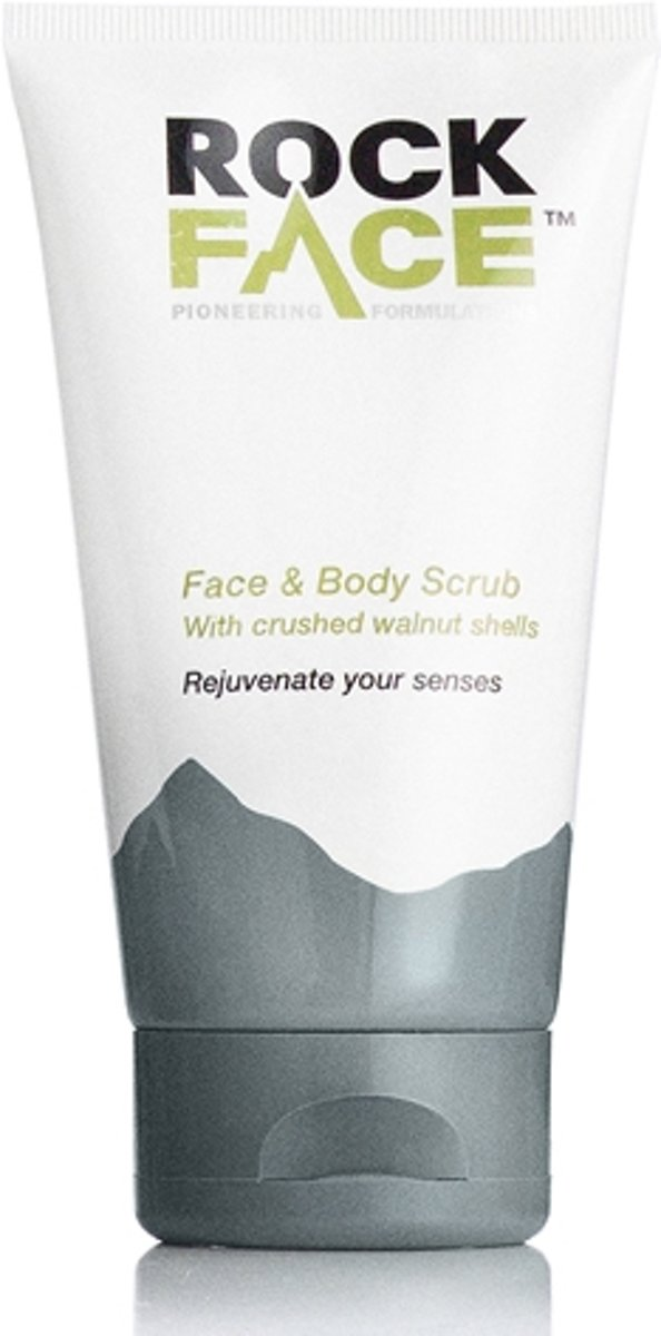 Rockface Face & Body Scrub