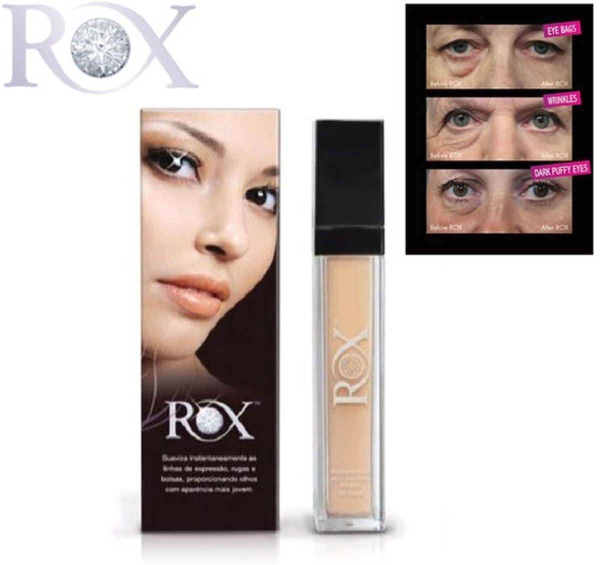 Rox Eyes Flawless Eyes - Anti rimpel creme - Oogcreme - Anti aging