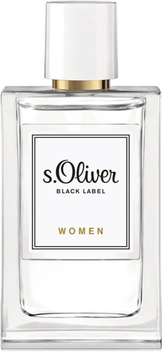 s. Oliver Black Label Women Eau de Toilette Spray 50 ml
