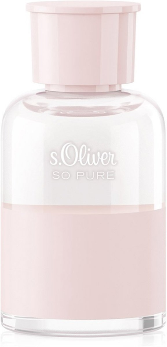 s. Oliver  So Pure Women  Eau de Toilette Spray 50 ml
