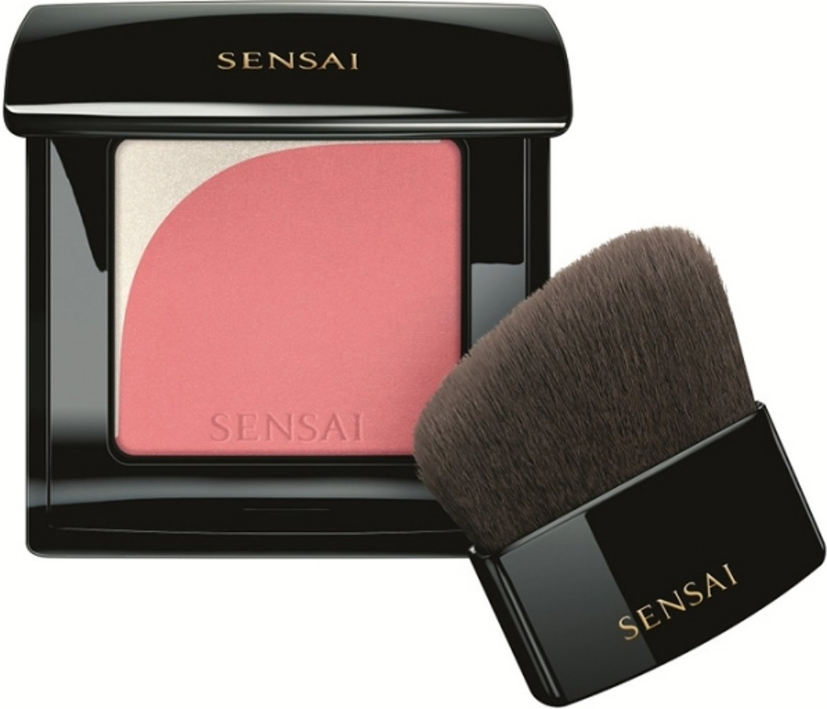 SENSAI Blooming Blush 4 gr - 2 - Peach