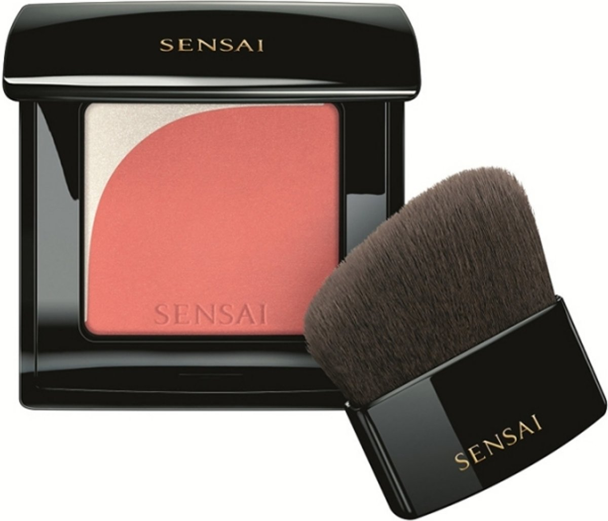SENSAI Blooming Blush 4 gr - 4 - Orange