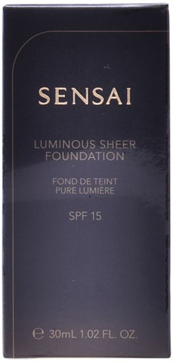 SENSAI Luminous Sheer Foundation 30 ml