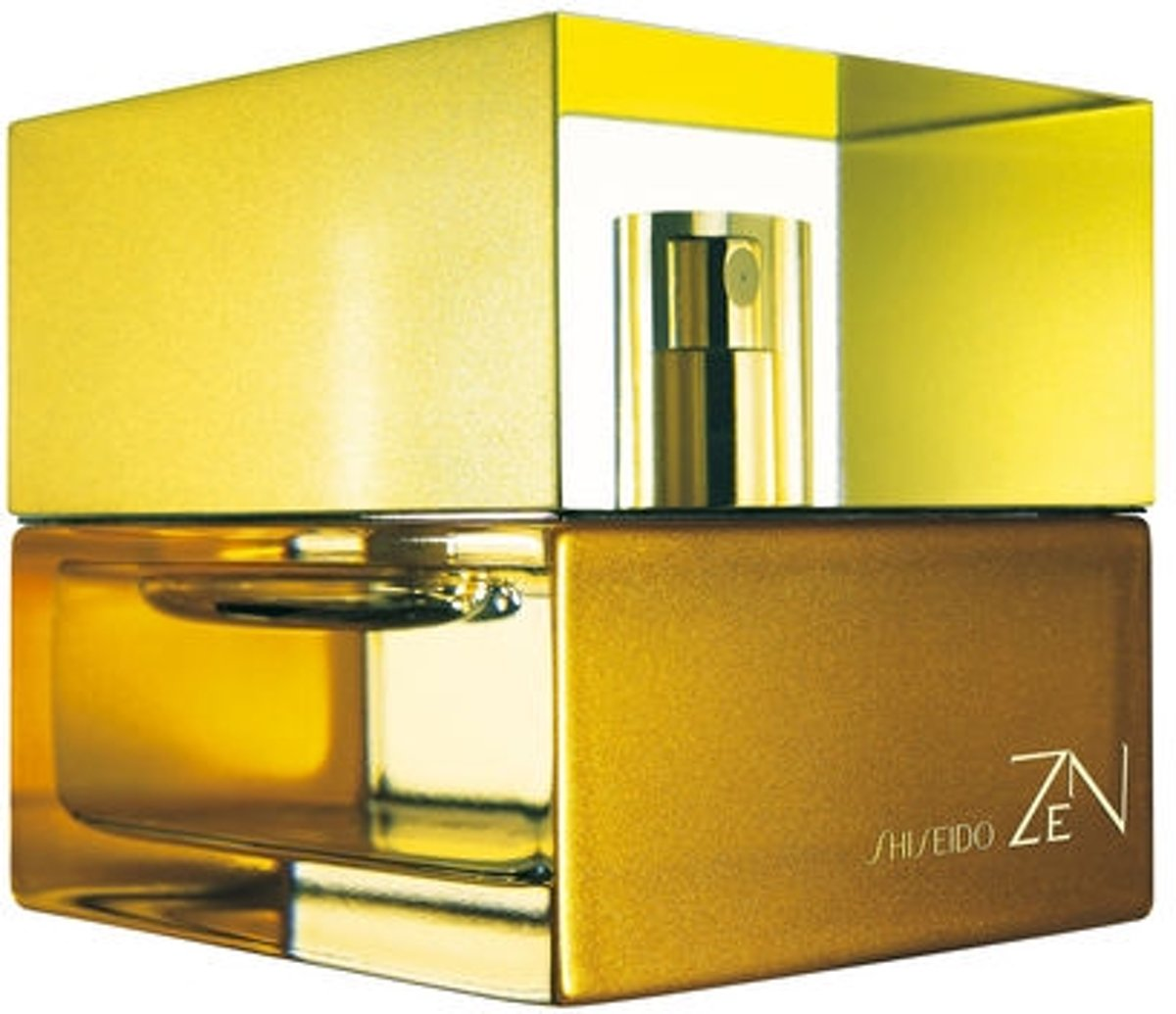 MULTI BUNDEL 2 stuks Shiseido Zen Eau De Perfume Spray 100ml