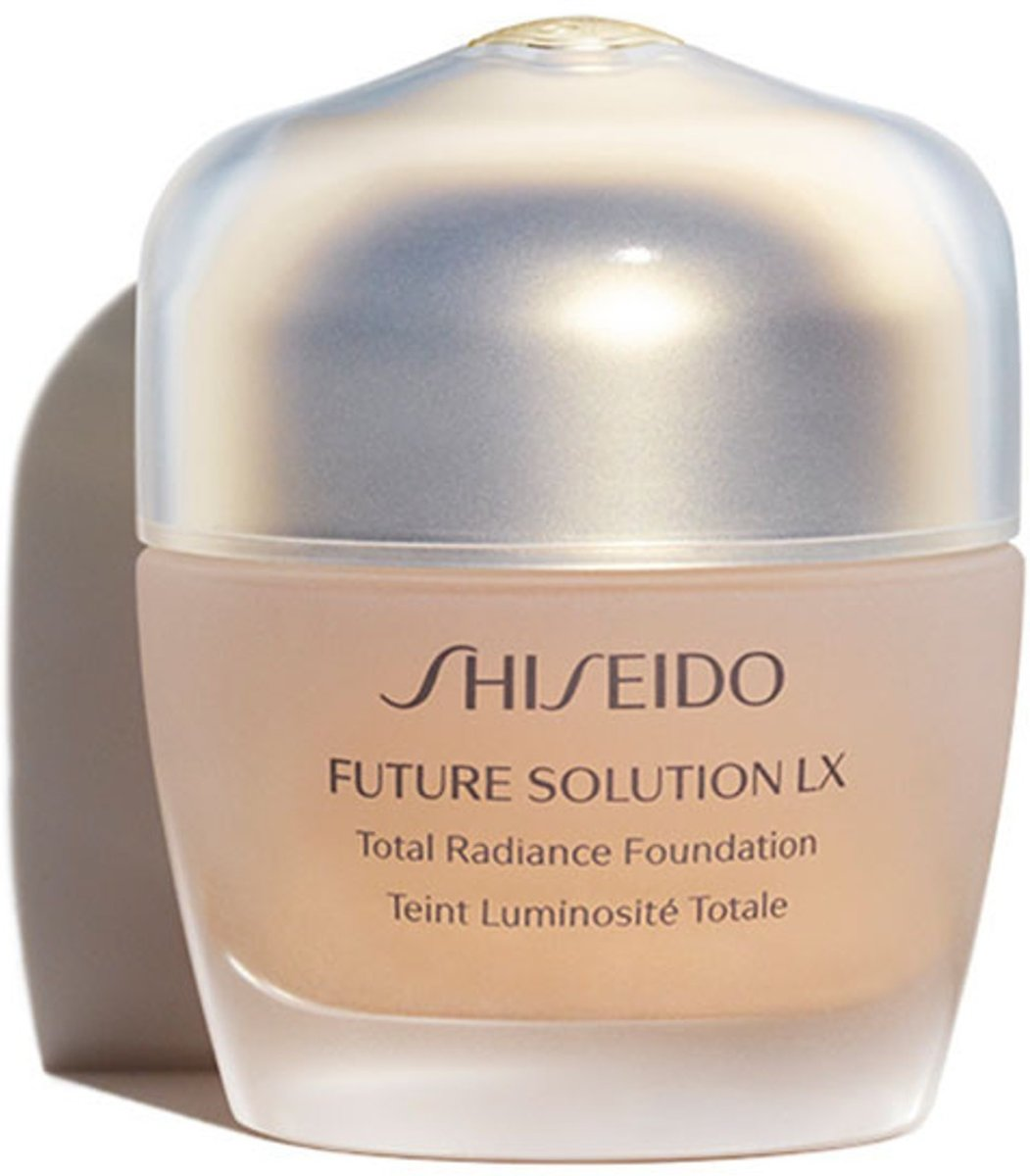 Shiseido - Future Solution LX Total Radiance Foundation - Neutral 4