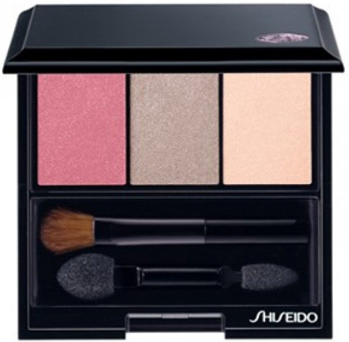 Shiseido Luminizing Satin Eye Color Trio - RD711 - Pink Sands - Oogschaduw Palet