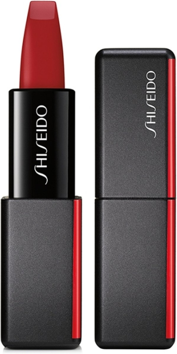 Shiseido ModernMatte Powder Lipstick 4 gr - 516 - Exotic Red