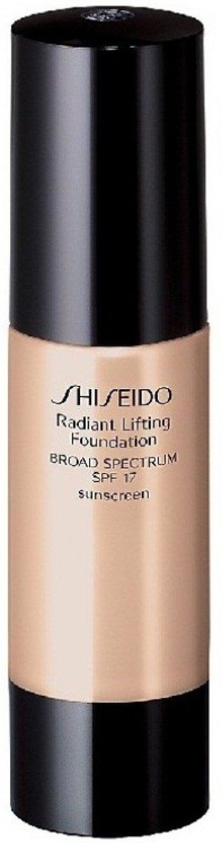 Shiseido Radiant Lifting Foundation 30 ml - I40 - Natural Fair Ivory