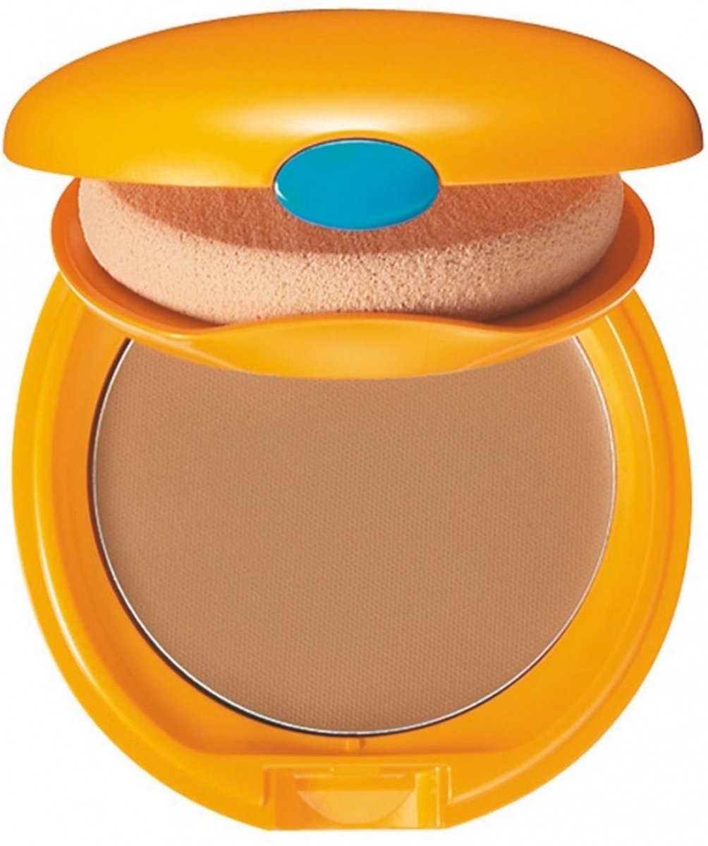 Shiseido Tanning Compact Foundation 12 gr - Natural