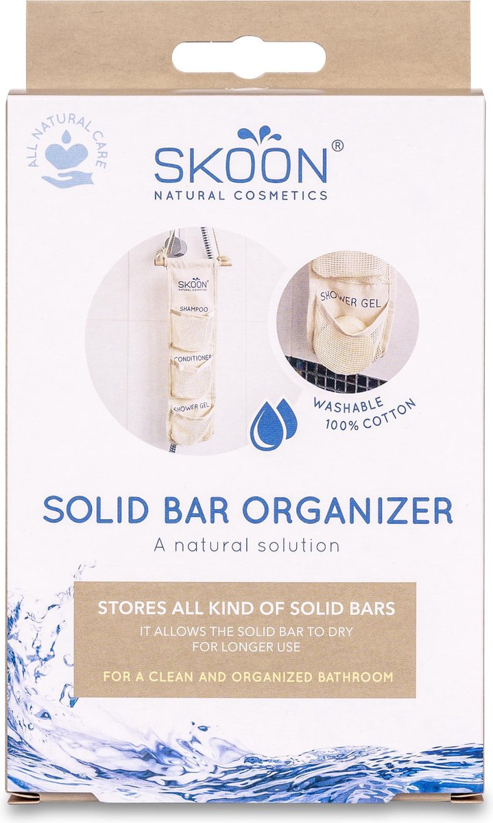Skoon Solid Bar Organizer